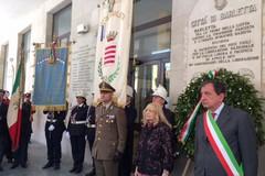 Barletta celebra il 73° anniversario della Liberazione d'Italia