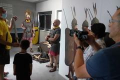 Hanno avuto inizio le Giornate Europee dell'Archeologia a Canne della Battaglia