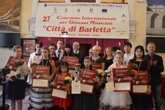"""Musica, artisti da 60 nazioni per il concorso """"Città di Barletta"""""""