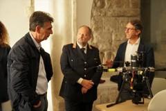 Droni per la polizia municipale, presentato il corso a Barletta