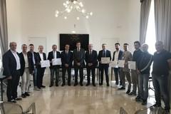 Vicini al sisma del centro Italia, premiato un geometra di Barletta