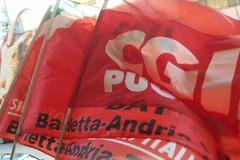 Infortuni sul lavoro e malattie professionali, apre lo sportello Cgil a Barletta