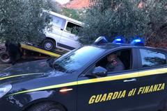 La Guardia di Finanza di Barletta ritrova il furgoncino rubato al Centro diurno di Andria
