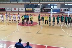 Finisce in pareggio la sfida tra Futsal Barletta e Polisportiva Five Bitonto