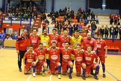 Futsal Barletta, tanto cuore ma non è bastato per passare il turno