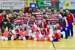 Il Futsal Barletta conquista i playoff, Cassano battuto 6-4