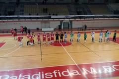 Futsal Barletta, i biancorossi riescono a superare il Just Mola