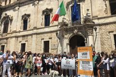 Polivalente e Garrone: in protesta studenti, genitori e docenti