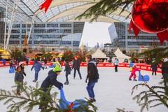 Per Natale una grande pista di pattinaggio a Barletta