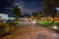 Nuova illuminazione ai giardini del Castello, le precisazioni di Bar.S.A.