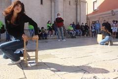 Giornata mondiale della salute mentale, a Barletta uno spettacolo itinerante