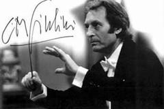 In ricordo di Carlo Maria Giulini, direttore d'orchestra di Barletta