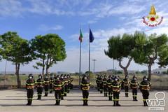 In 24 gli allievi Vigili del Fuoco a prestare giuramento a Bari. Si attendono rinforzi per la Bat