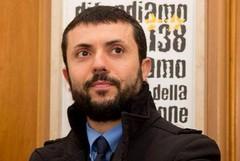 Minacce a un attivista del M5S, D'Ambrosio: «I cittadini onesti devono continuare a parlare»
