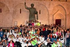 """""""Camminando per le vie di Barletta"""": quasi duecento i partecipanti"""