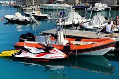Soccorso acquatico, anche a Barletta i nuovi presidi dei Vigili del Fuoco