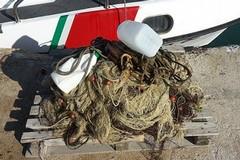 Pesca abusiva nel mare di Barletta, azione della Capitaneria di Porto