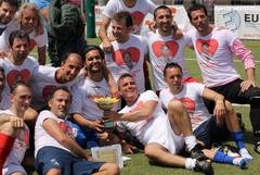 Calcio per beneficenza: il 15 maggio un quadrangolare organizzato dall'ANT