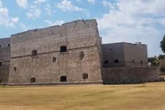 Estate barlettana, nessun evento nel Fossato del Castello