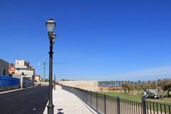 Paraticchio e Mura del Carmine, primo step di lavori completato