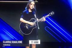 La barlettana Claudia Guaglione attesa sul palco di X Factor