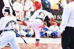 Taekwondo, weekend intenso per l'ASD Federico II di Svevia Barletta
