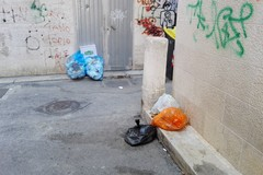 San Giacomo-Sette Frati, rifiuti abbandonati ad ogni angolo di strada