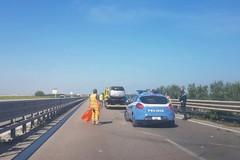 Incidente a Trani Boccadoro, traffico bloccato verso Barletta