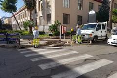 Maltempo a Barletta, proseguono gli interventi di messa in sicurezza