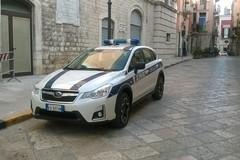 Servizi congiunti Polizia di Stato e Polizia Locale di Barletta: arrestato pusher 21enne in via Fieramosca