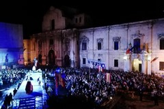 Disfida di Barletta, ieri sera l'Offesa al Monte di Pietà
