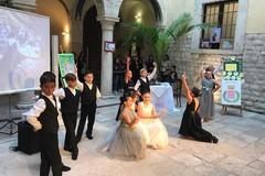 I dipinti di De Nittis in chiave danzante, protagonisti 100 alunni di Barletta