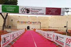 Tutto pronto per la Volkswagen Barletta Half Marathon 2020