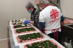 La Caritas Barletta continua ad affrontare l'emergenza Coronavirus