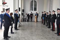 Arma dei Carabinieri, encomio per il barlettano Antonio Filannino