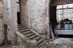 Parte la bonifica in alcuni edifici storici di Barletta