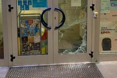 Tentato furto nella stazione di servizio di via Foggia