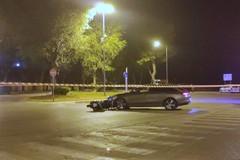 Incidente stradale a pochi metri dal Castello di Barletta