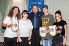 Il Rotary di Barletta premia i giovani atleti ricordando Mennea