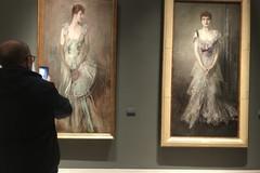 """""""Boldini, l'incantesimo della pittura"""", la mostra a Palazzo della Marra"""