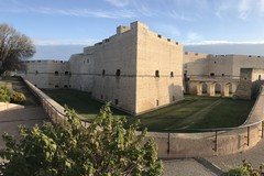 Puglia in zona gialla, riaprono i luoghi della cultura a Barletta