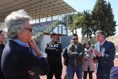"""Stadio """"Puttilli"""", Sindaco Cannito: «Nessun ottimismo per l'agibilità parziale»"""