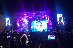 Daddy Yankee in concerto, il ritmo del reggaeton contagia Barletta