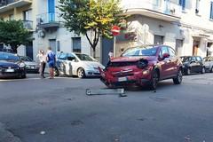 Incrocio pericoloso, incidente tra via Rizzitelli e via Vitrani