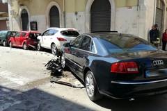 Tre feriti tra via Milano e via Firenze, ancora incidente stradale