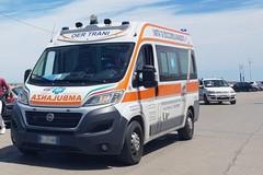 Incidente stradale sulla litoranea di Levante: impatto tra moto e automobile