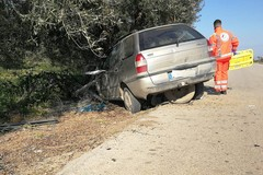 Grave incidente in contrada Perazzo, muore un 55enne di Barletta