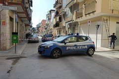 Incidente in via Galilei a Barletta, interviene la Polizia di Stato