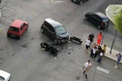 Incidente in via Ponchielli a Barletta