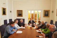 Sviluppo del territorio: Cgil, Cisl e Uil incontrano il presidente della Bat